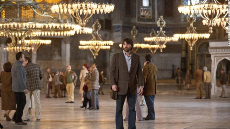 Locaciones exóticas de películas nominadas al Óscar - iran