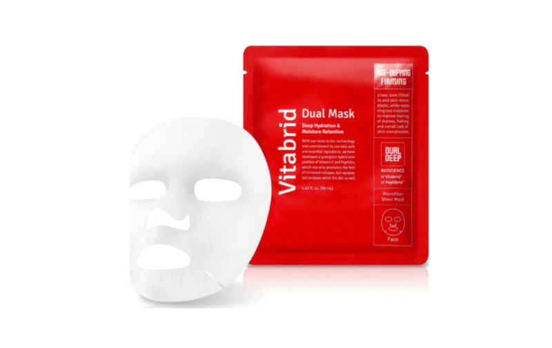 Beauty Parlor, los mejores productos de belleza - vitabrid-dual-mask