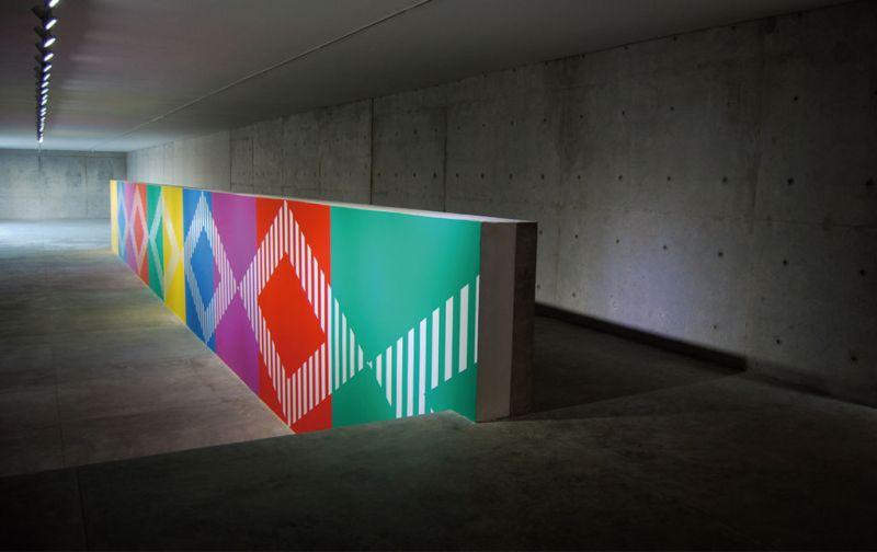 Casa Wabi Foundation - Daniel-Buren