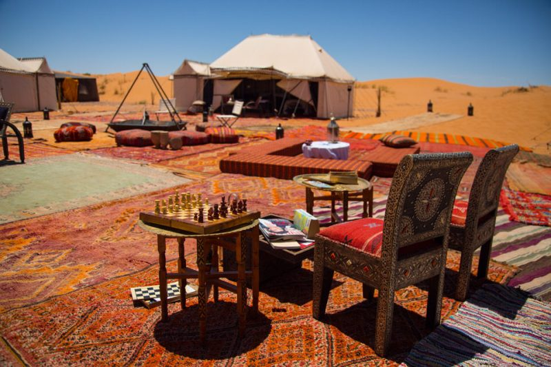 Espectaculares destinos para irte de glamping - Glamping-3-Desert-Camp-
