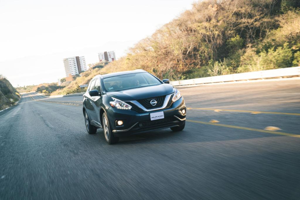 La nueva Nissan Murano 2019 - Nissan Murano 2 portada