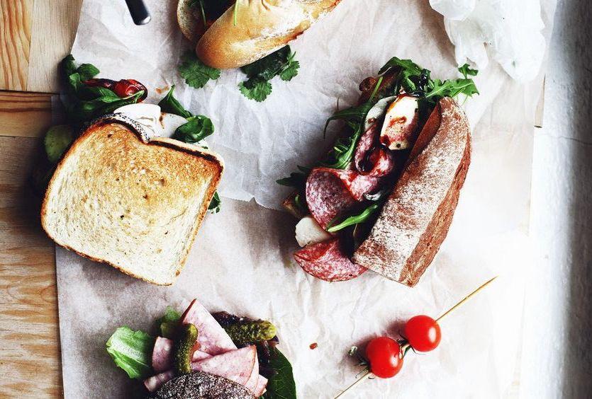 Una probada a los sabores del mundo en la CDMX - Sandwiches Portada
