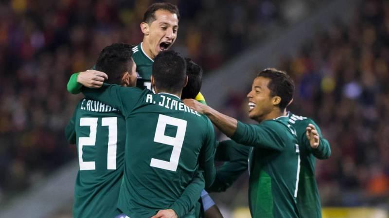 La lista de los jugadores de la Selección Mexicana convocados para Rusia 2018 - Selección-Mexicana