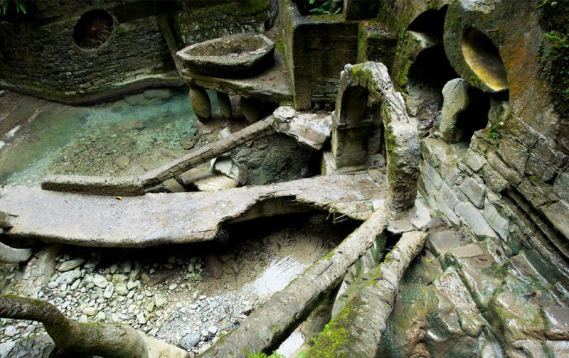 Xilitla; un sueño puesto en abismo - Xilitla-architecture