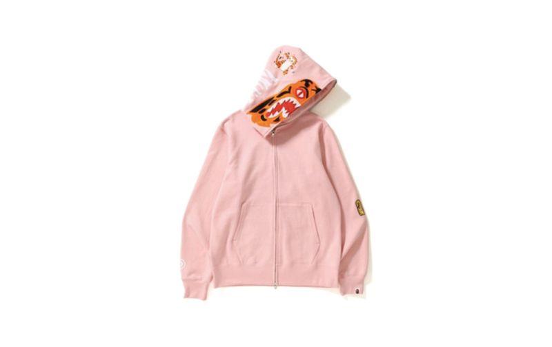 HOTstuff for her and him - bape-sweatshirt