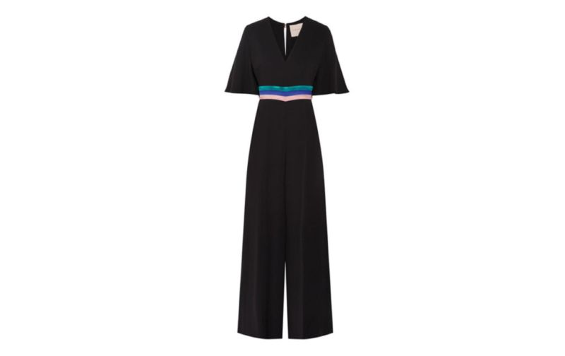 HOTstuff for her and him - black-jumpsuit