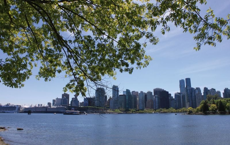 Vancouver: Urbanismo y naturaleza en perfecta proporción - city
