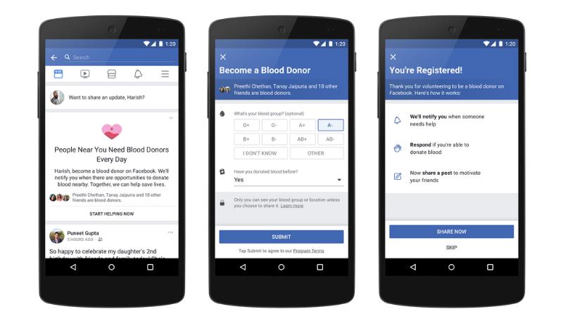 Zuckerberg F8, todo lo que Facebook estará lanzando este año - image-result-for-f8-blood-donation-facebook