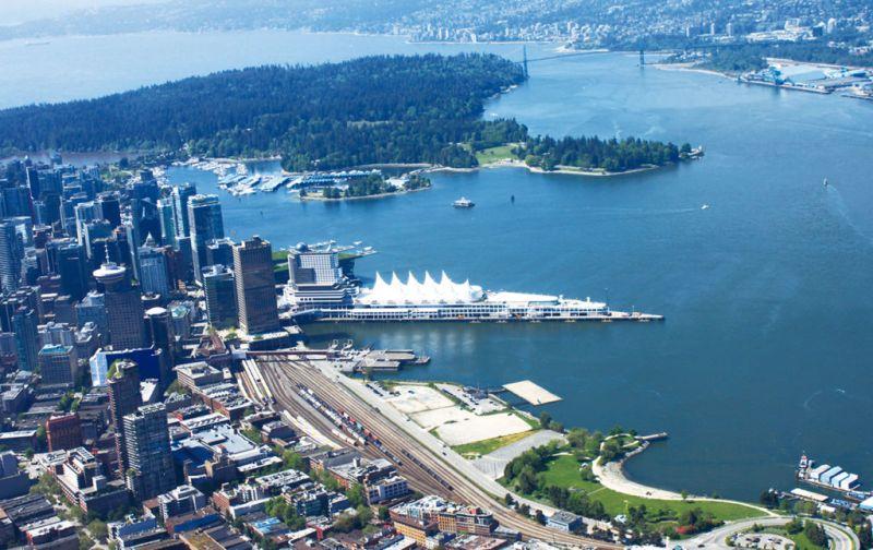 Vancouver: Urbanismo y naturaleza en perfecta proporción - vancouver-city