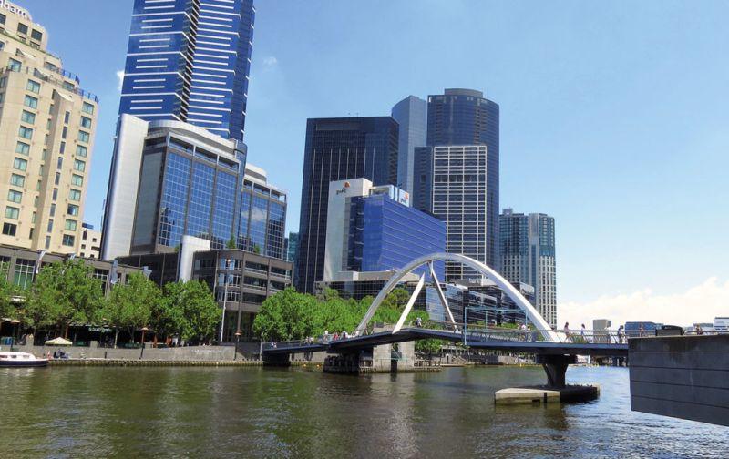 Melbourne at its best. - MELBOURNE-5