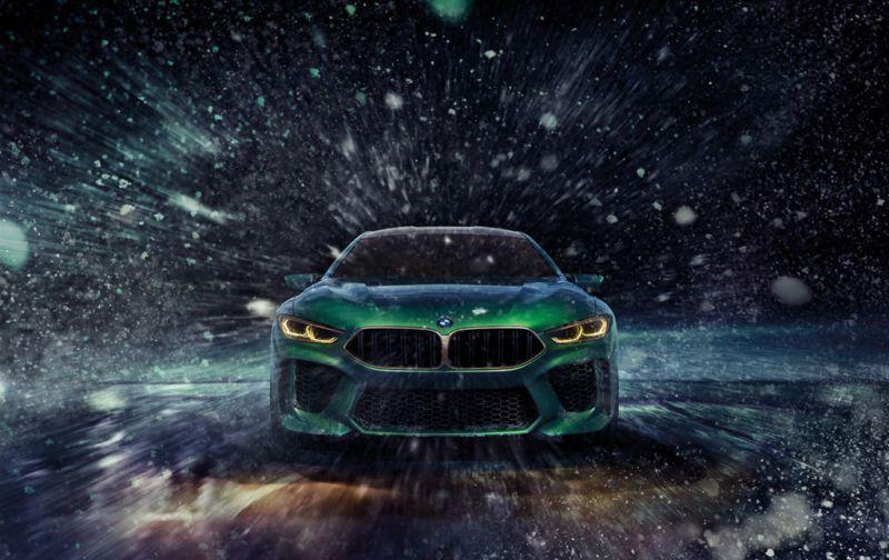 Lo más destacado del Salón del Automóvil de Ginebra 2018 - bmw-serie-8-gran-coupe