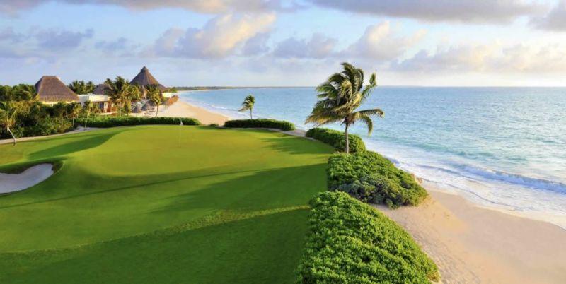 Campos de golf que vale la pena visitar en América - camaleon-myakoba