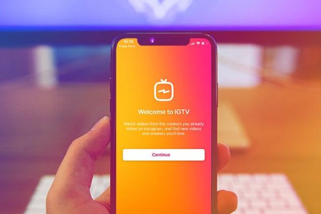 Todo lo que tienes que saber sobre la nueva actualización de Instagram - Instagram-TV