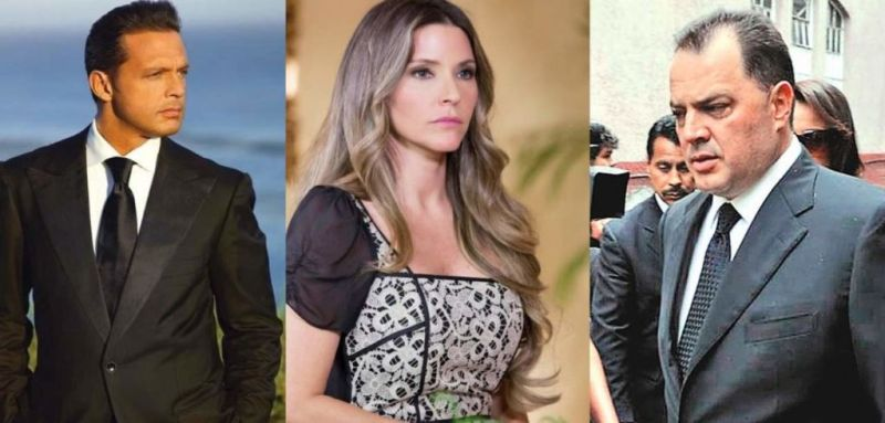 Personajes reales detrás de los actores de la serie de Luis Miguel. - personajesluismiguel_fede
