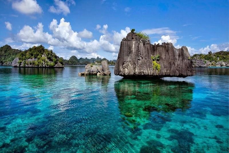 5 islas que no puedes dejar de visitar - raja-ampat-indonesia
