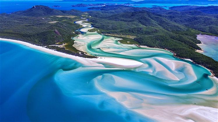 5 islas que no puedes dejar de visitar - whitsunday-islands-australia