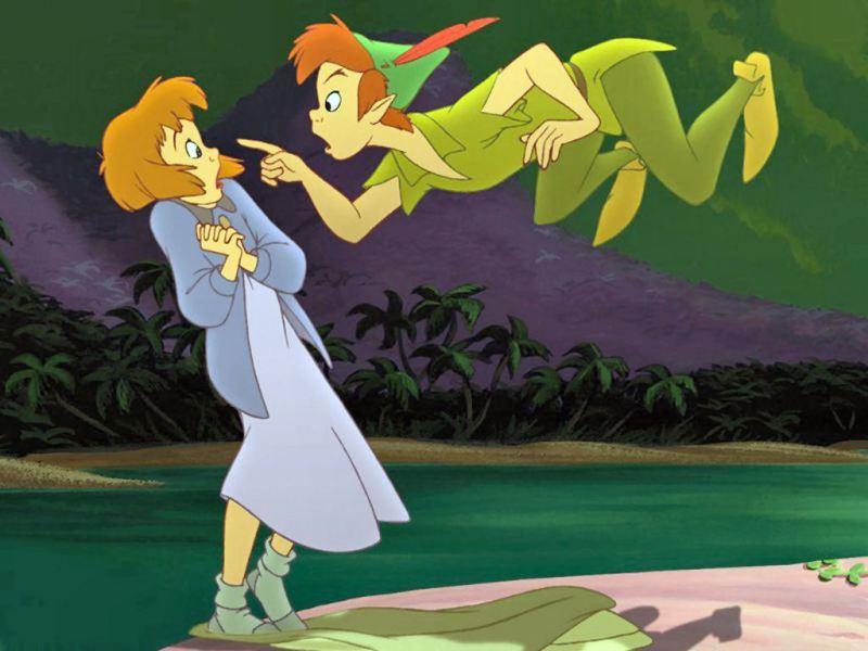 11 fun facts de las películas de Disney - 7-peter-pan-disney