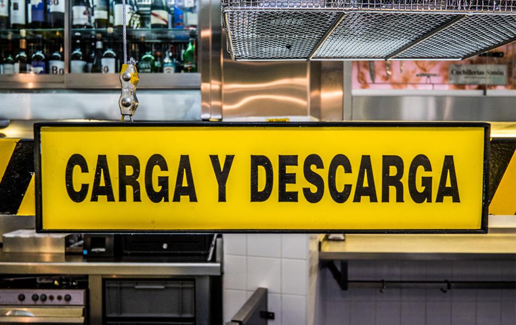 Sala de Despiece, la barra de tapeo más codiciada en Madrid. - carga y descarga sala de despiece