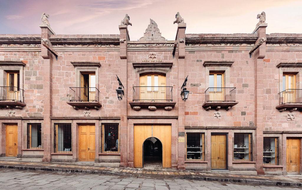 48 horas: Un fin de semana en San Miguel de Allende - DOCE 18-1