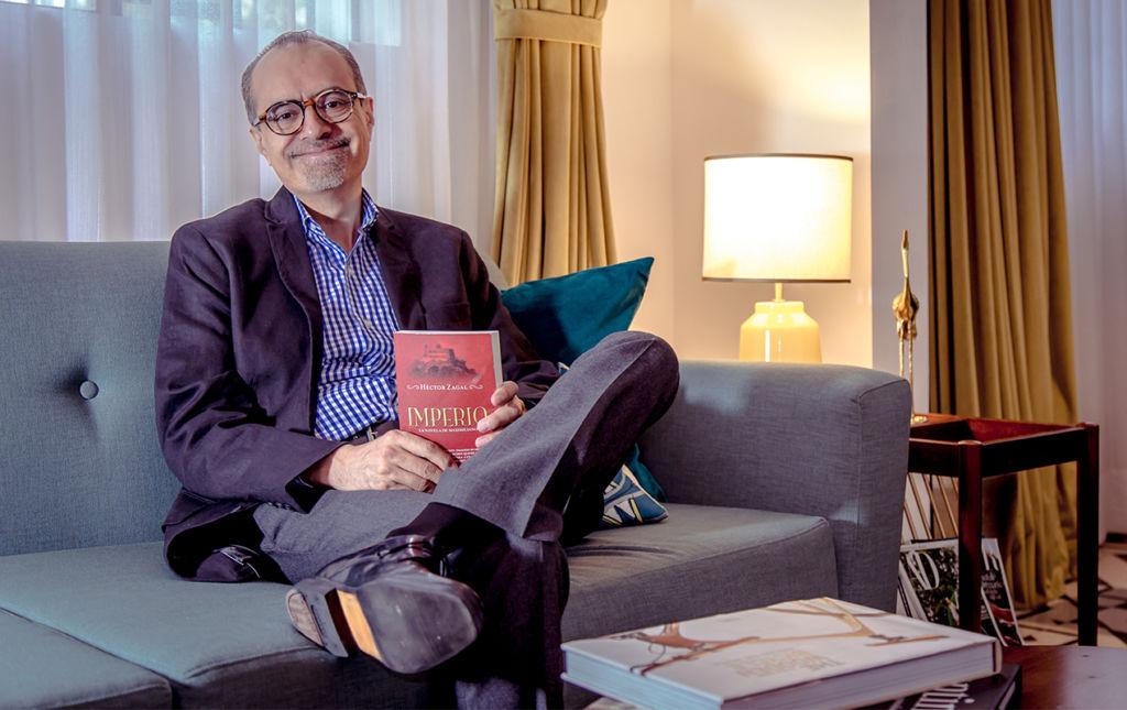 Héctor Zagal, gula y cultura de la academia a los anaqueles - Imperio Hector Zagal