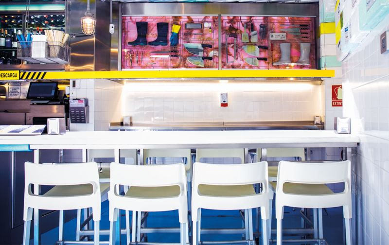 Sala de Despiece, la barra de tapeo más codiciada en Madrid. - sala-de-despiece