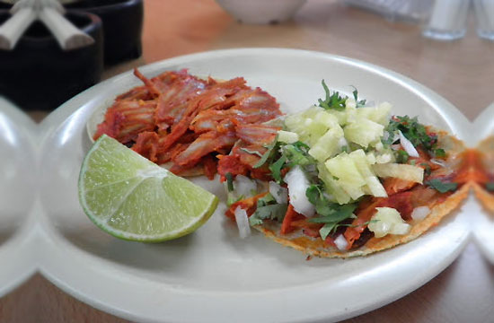 Los mejores tacos de la CDMX - taqueria-la-onda