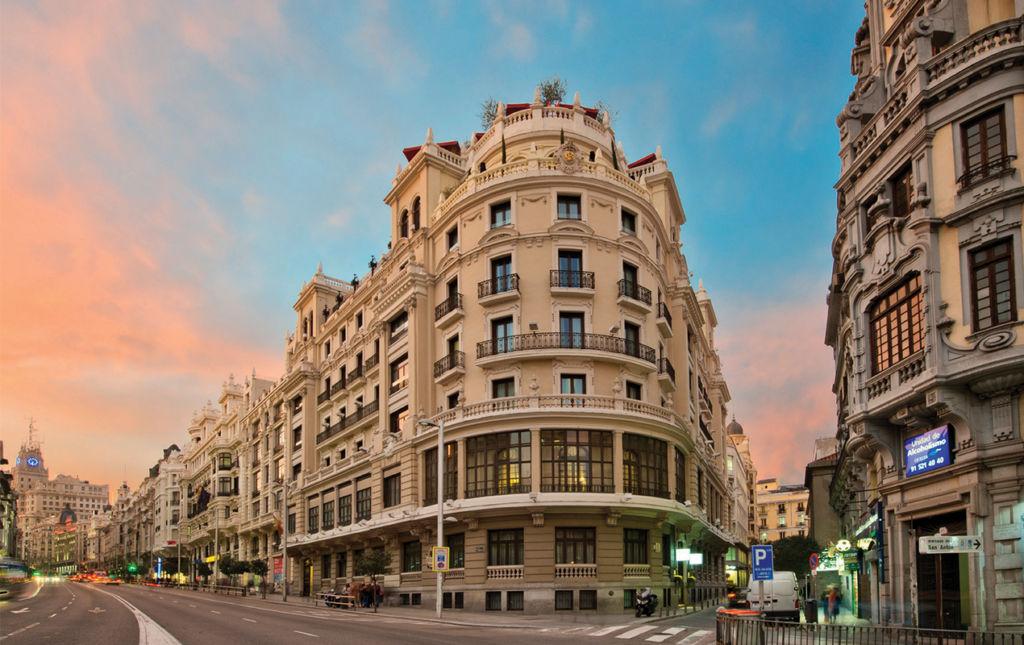 The Principal, un hotel boutique en el corazón de Madrid - THE PRINCIPAL-1