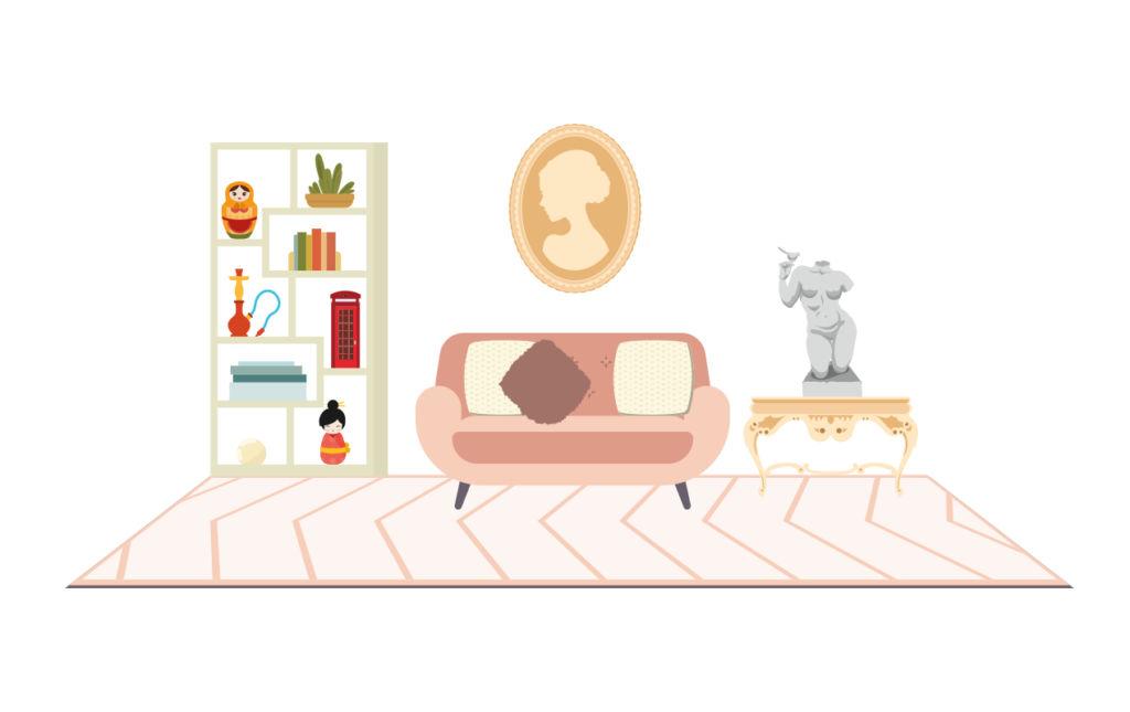 Tips para lograr una decoración ecléctica en tu casa - TIP-6