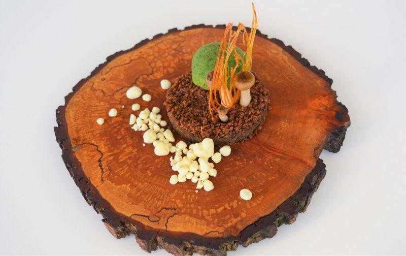 Jozef Youssef: Chef, gastrofísico, autor y fundador de Kitchen Theory. - tsumikasa-_plate_original_restaurant