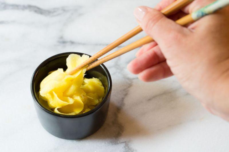 La manera correcta de comer sushi - 5-sushi-y-jengibre