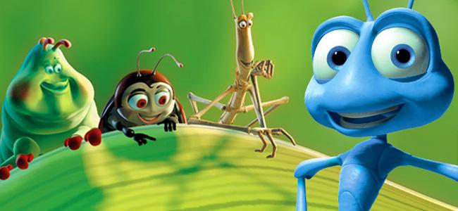 Viaja en el tiempo con estas películas que cumplen 20 años - a-bugs-life