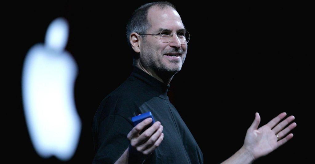 Apple es la primera empresa que vale más de un billón de dólares en la bolsa - Apple Steve Jobs