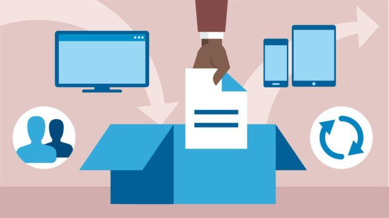 Herramientas digitales que todo emprendedor necesita - dropbox