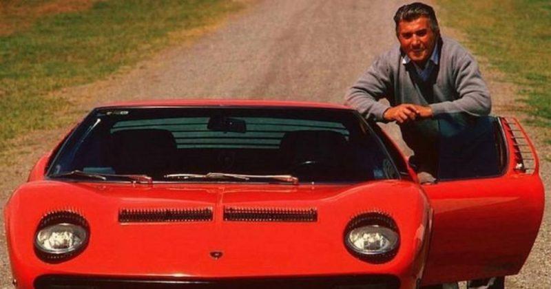 Lamborghini comenzó fabricando tractores - ferruccio-lamborghini-2