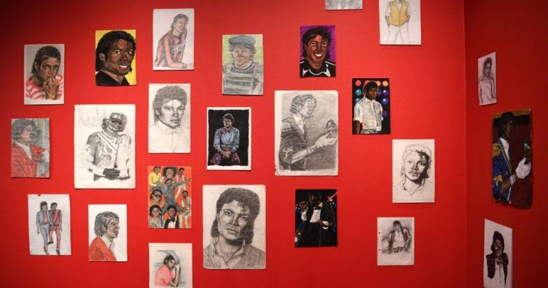 5 celebraciones en las que se recordó a Michael Jackson en el que sería su 60º aniversario - mj_onthewall