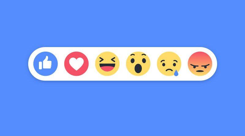 La evolución de Facebook a través de los años - reacciones-facebook-1