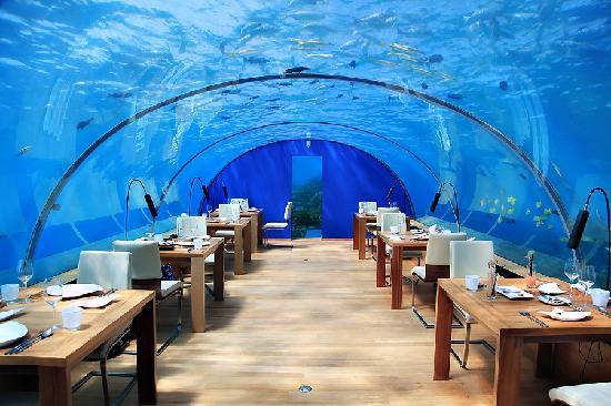 8 de los restaurantes más caros del mundo - Restaurantes_Ithaa