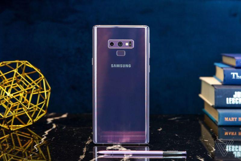 Samsung lanza al mercado su nuevo Galaxy Note 9 - samsung-2