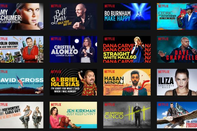 Las mejores series de comedia en Netflix - Series de comedia netflix portada
