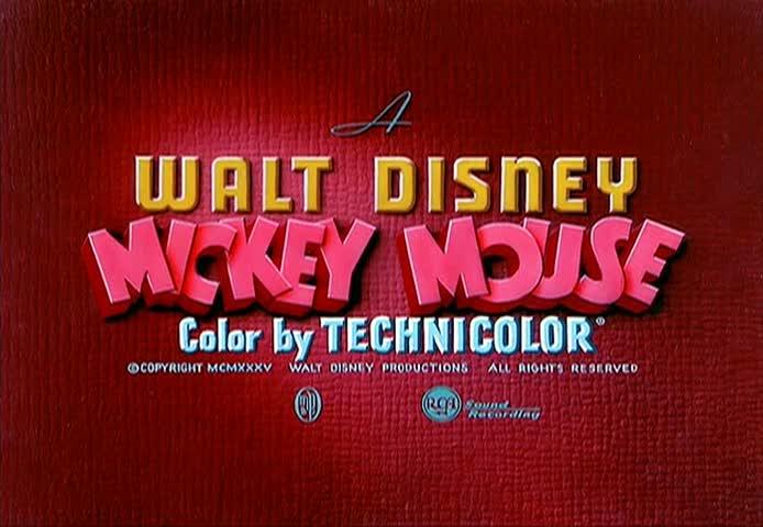10 datos interesantes sobre Walt Disney - tecnicolor