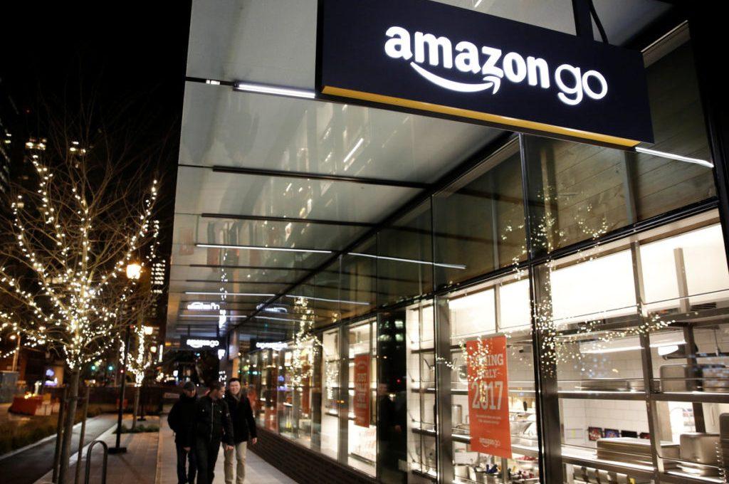 Amazon planea abrir 3000 tiendas Amazon Go