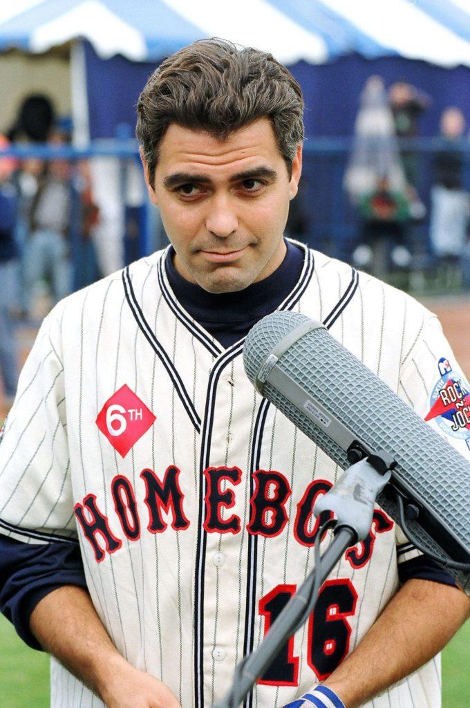 Datos curiosos sobre George Clooney - 2-george-clooney-baseball