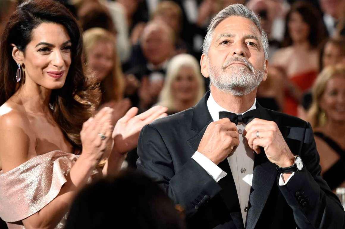 Datos curiosos sobre George Clooney - 9. Actor mejor pagado George Clooney