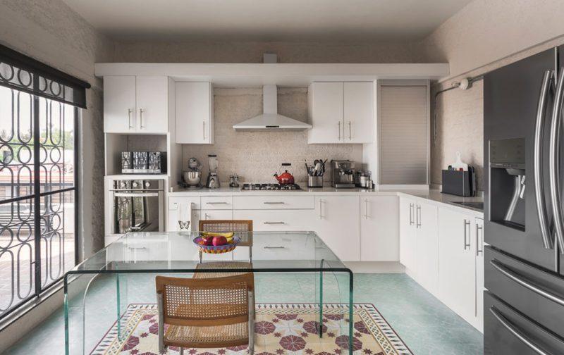 BAAQ' - arquitectura-casa-moderna-interiorismo-cocina