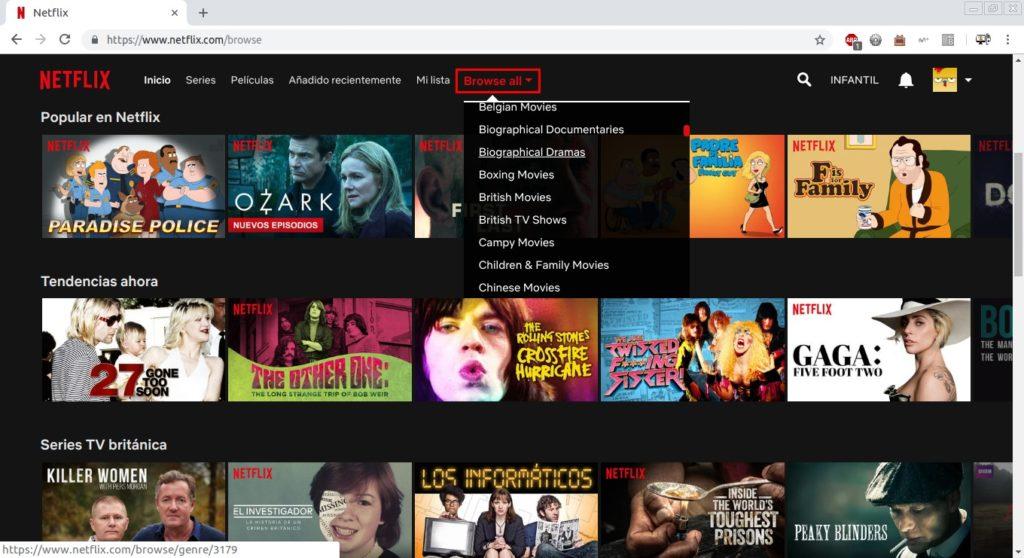Better Browse, un add-on para encontrar contenidos escondidos en Netflix - Better Browse, un add-on para encontrar contenidos escondidos en Netflix 1 portada