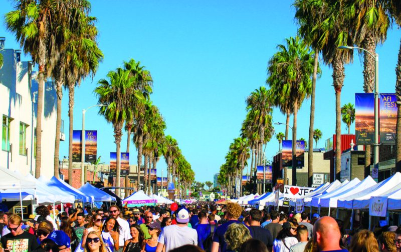 48 horas Los Angeles - by-abbot-kinney-festival
