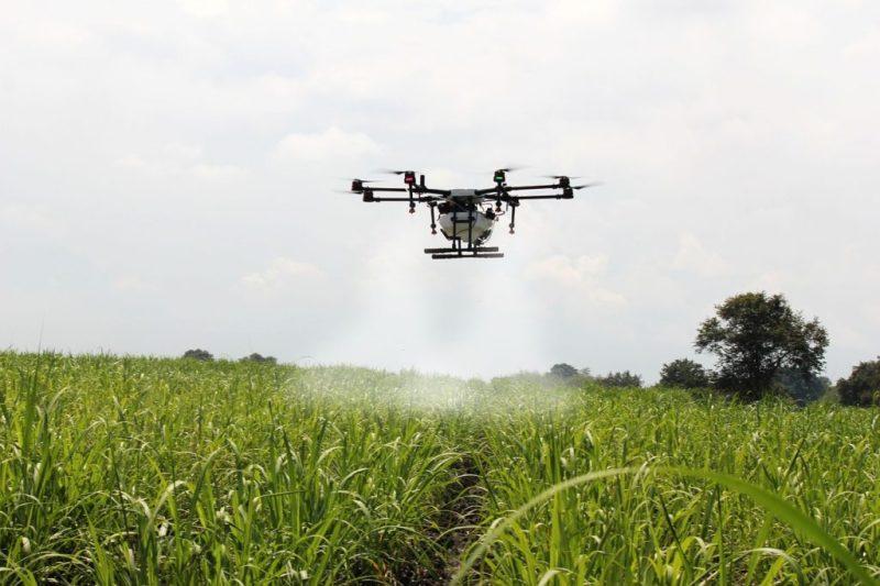 Drones que están cambiando el mundo - drones-para-materiales-nocivos