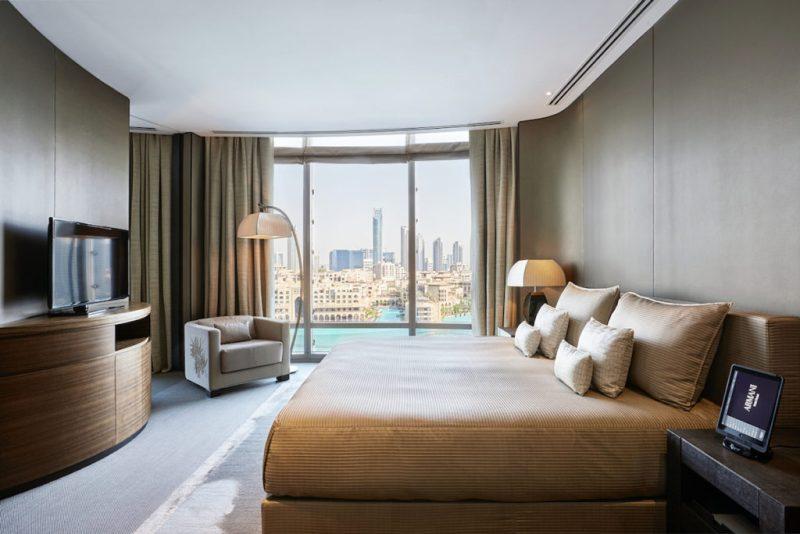 Guía para visitar Dubai - dubai-donde-dormir_-hotel-armani-dubai