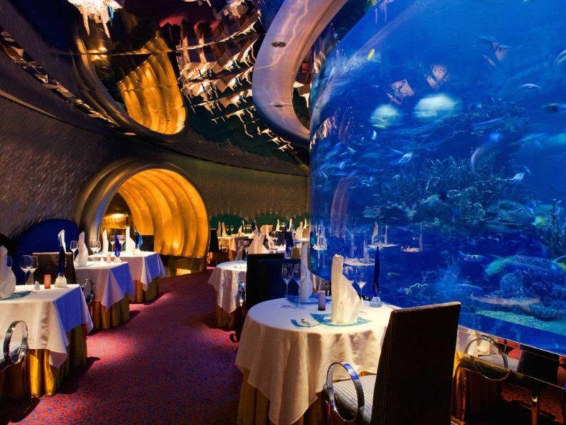 Guía para visitar Dubai - dubai-restaurante