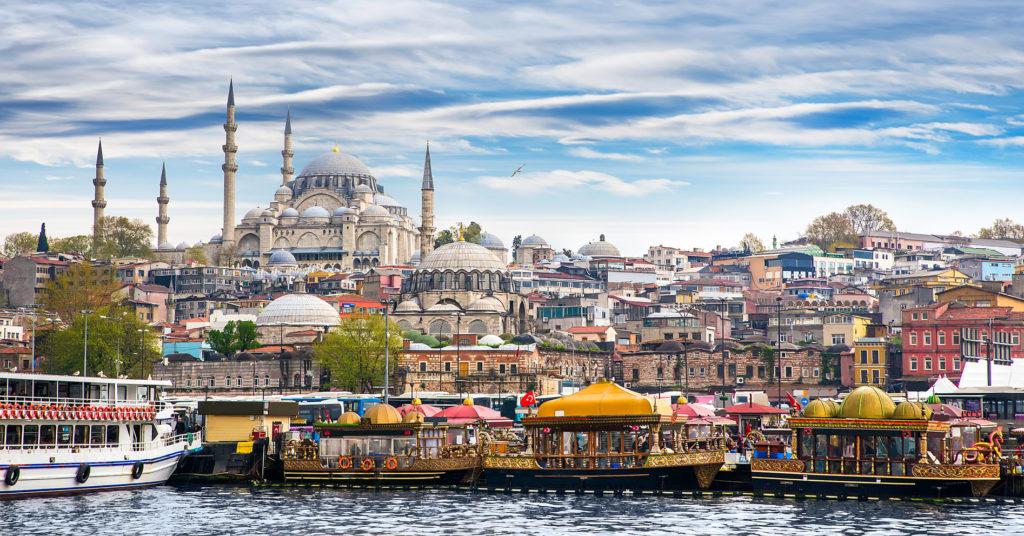 Guía para visitar Estambul - Estambul. PRTADA ¿Cuando ir_
